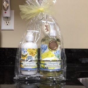 Tranquility Hand Soap & Hand and Body Lotion Set